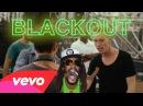 The Americanos BlackOut Lyric Video ft Lil' Jon Juicy J Tyga