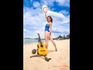 Уроки игры на гитаре,Открытый урок с Августиной №7,уроки гитары,музыка из кф Титаник