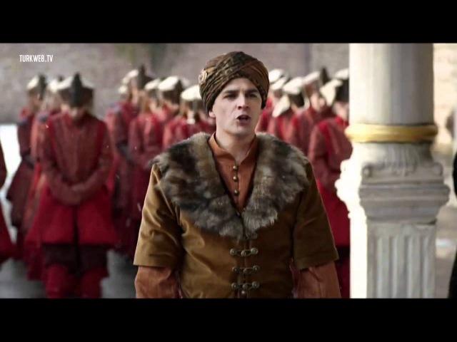 Şehzâde Mustafanın Kılıç Kuşanma Töreni (Türkmen Yemîni)