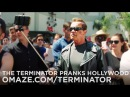 Arnold Pranks Fans as the Charity