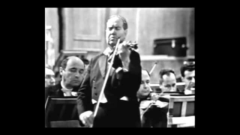 David Oistrakh - Beethoven - Violin Concerto in D major, Op 61 - Kondrashin