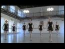 Vaganova Ballet Academy Classical Exam 2013 Udalenkova part 3