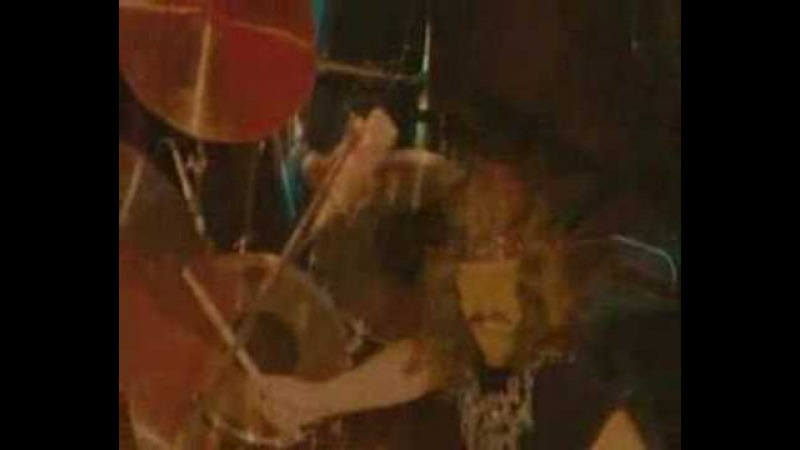 John Bonham Fast Drum Solo