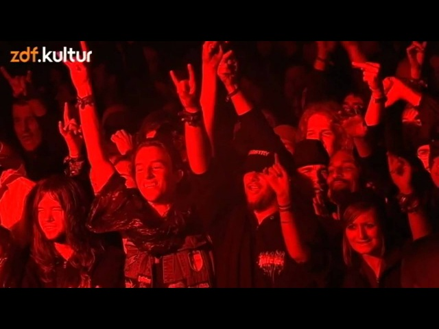 Ministry live Wacken 2012 Full HD