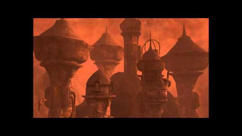 Morrowind Dwemer Ruin Ambience