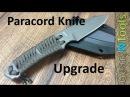 DIY Upgrade Bear Grylls Gerber Paracord Knife