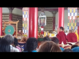 #Буддийская_служба #Буддийские_мантры