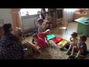 13 серпня, заняття з малюками дидактична гра Покажи геометричну фігуру!