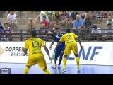 Gols de Orlândia 4 x 1 Assoeva pela Liga Nacional de Futsal 2015 (24/10/2015)