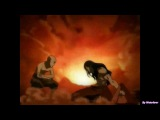 Avatar:The Last Airbender - Aang vs Firelord Ozai - Final Battle(WO STEPS FROM HELL)
