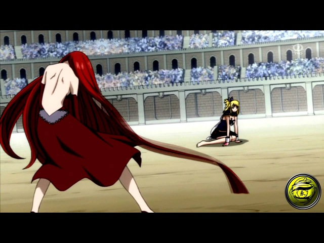 Fairy Tail - AMV - Lucy vs Flare