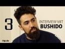 BUSHIDO über Deutschrap 2015, Shindy, Kollegah und Kool Savas (3/3) (rap.de-TV)