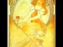 Vieni ☆ Vivaldi ☆ Victoria Ivanova ☆ Alphonse Mucha Paintings