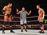 Raw CM Punk vs. Wade Barrett
