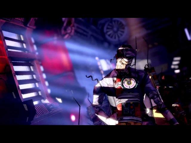 Borderlands 2 - Opening Cinematic (вступительный ролик)