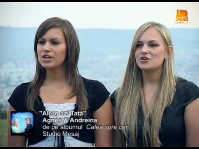 Agnes si Andreina - Alerg azi Tata
