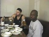 Mobb Deep Havoc, Big Noyd  DJ Muggs talking  hanging out