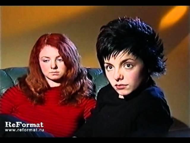 T.A.T.u. интервью для НТВ 2002 год