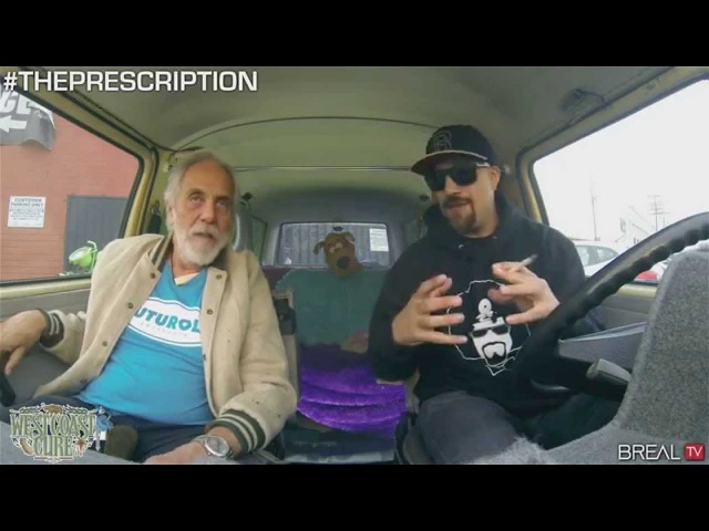 THE SMOKEBOX - TOMMY CHONG PART 1