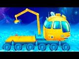 Мультфильм про космические машины - перевозчик