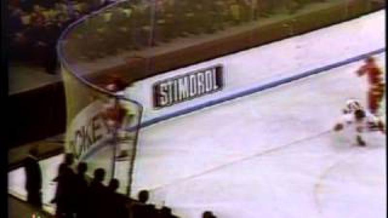 Суперсерия СССР Канада 1972 год 6 игра
