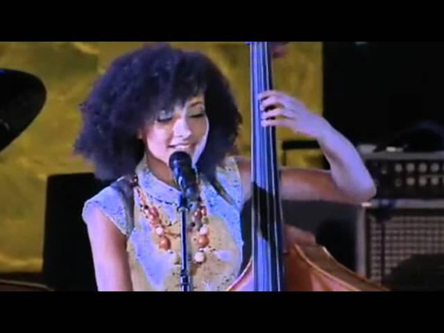 What A Wonderful World Louis Armstrong cover Esperanza Spalding Jimmy Heath live 2012 Lyrics