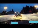 Волговод прокатился на запрещающий - Снежинск 11 ноября 2015