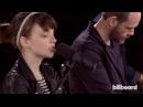 CHVRCHES - Recover LIVE Billboard Studio Session