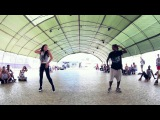 Black Sea Dance Camp 2014 Lil' Jazz - Bounce Along by Wayne Wonder (Dancehall)