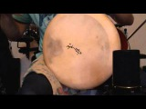 Big tabla arabic bass drum tabl baladi darabuka 11 inches