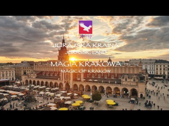Magic of Krakow - 1st episode of Jurassic Land series