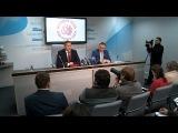 Пресс-конференция «Вологда - новогодняя столица Русского Севера»