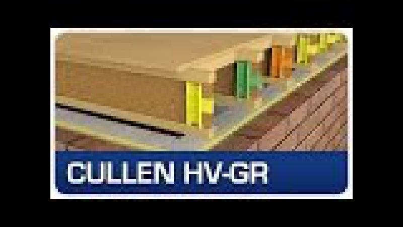 Cullen HV-GR Hi-Vis Gripper (I-Joist end seal)