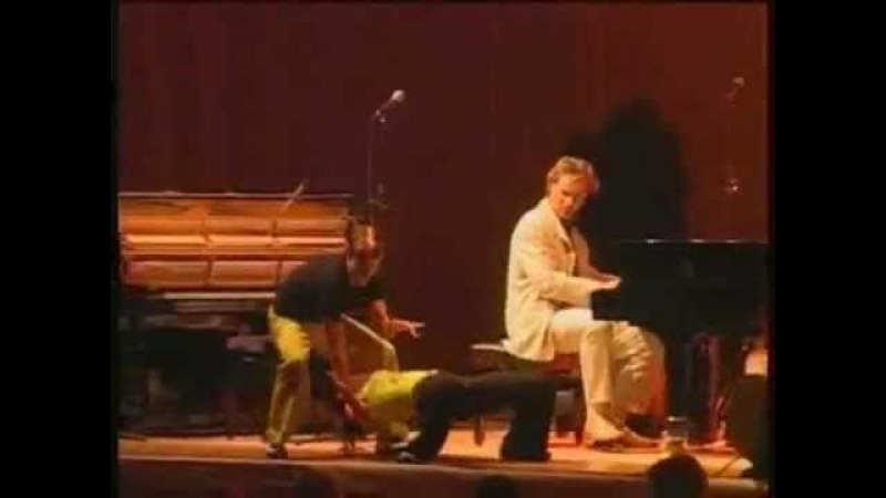 Dancin The Boogie - by Silvan Zingg Boogie Woogie Piano ♫ ♪ ♫ Will Maéva Dancers