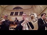 GoPro on Trombone James Bond - 007