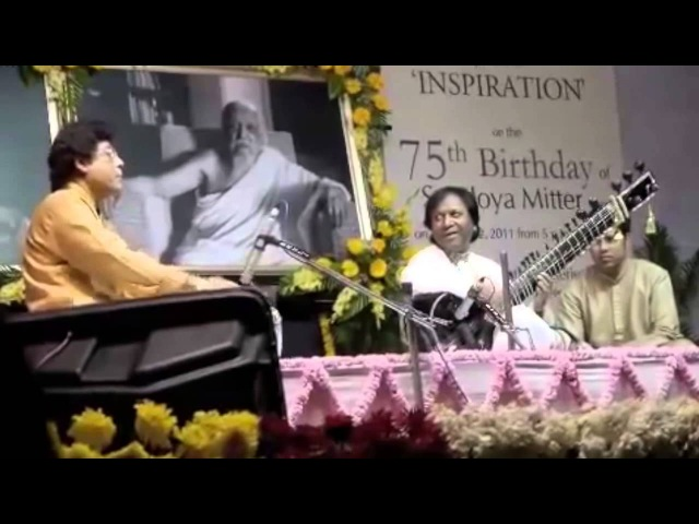 Raga Kirwani - Shahid Parvez, Anindo Chatterjee