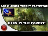 6.82 Changes Dota 2 - Treant Protector Aghanim's Scepter | Eyes in the Forest	6.82 Changes Dota 2 - Treant Protector Aghanim's Scepter | Eyes in the Forest