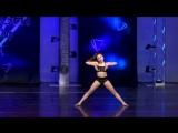 Кейси Райс - Красивый гимнастический танец !!!