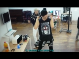 [RUS SUB] BUFFY X Lee Geon - Candy Fluff