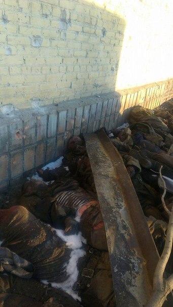 В районе Новотошковки террористы попали в газопровод - возник пожар, - пользователи соцсетей - Цензор.НЕТ 991