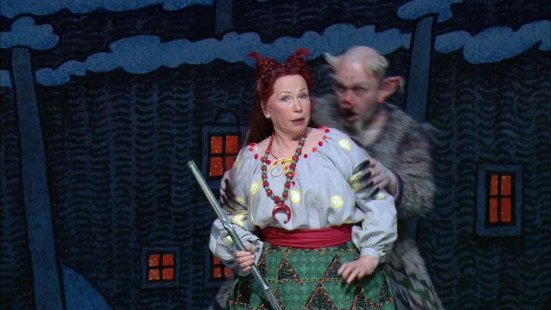 Larissa Dyadkova Tchaikovsky Cherevichki Royal Opera House 2009