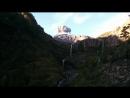 Valiente y aventurero, erupcion Volcan Calbuco
