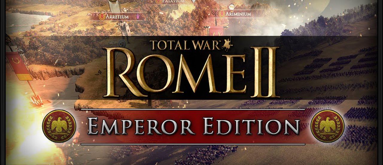 Видео обзор Total War: ROME 2 Emperor Edition и Imperator Augustus