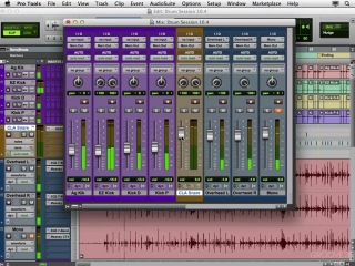 9 - Snare Samples (Kenny Gioia - Recording Live Drums on a Budget)
