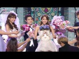 Yoon A, Sunny, Soo-young(feat. EXO K) - Marry you,