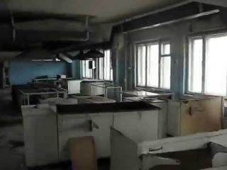 Мандрівки Львовом...Руины завода ЛАЗ