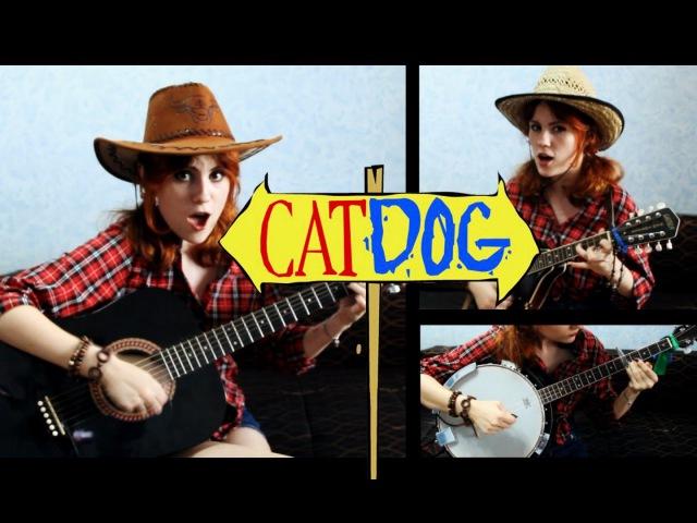 Catdog Cover (guitar, banjo, mandolin)