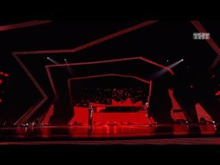 Танцы: Анастасия Чередникова и Юрий Рыбак (Сергей Бабкин - Не Уходи) (сезон 2, серия 13)