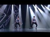 Танцы: Максим Нестерович и Юлиана Коршунова (сезон 2, серия 13)