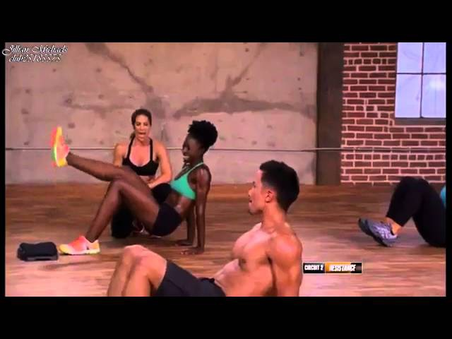 Jillian Michaels BODYSHRED Workout 1 LAUNCH Аглийская озвучка 2015 год